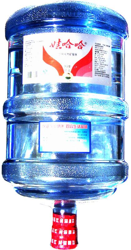 娃哈哈桶装水同样采用尖端水处理技术